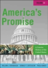 America's Promise : A Concise History of the United States - Book
