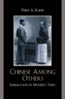 Chinese Among Others : Emigration in Modern Times - eBook
