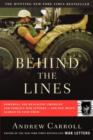 Behind the Lines - Book