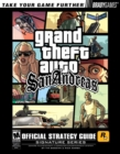 """Grand Theft Auto San Andreas"" Official Strategy Guide - Book"