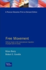 Free Movement - Book