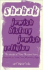 Jewish History, Jewish Religion : The Weight of Three Thousand Years - Book