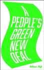 A People's Green New Deal - Book