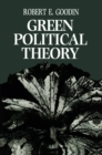 Green Political Theory - Book