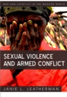Sexual Violence and Armed Conflict - Book