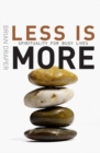 Less is More : Spirituality for Busy Lives - eBook