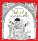 The Lion Nativity Colouring Book - Book