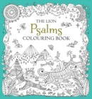 The Lion Psalms Colouring Book - Book