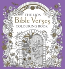 The Lion Bible Verses Colouring Book - Book