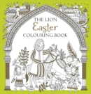 The Lion Easter Colouring Book - Book