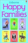 Happy Families Card Game - Book