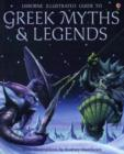 Greek Myths and Legends - Book