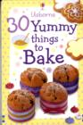 30 Things to Bake - Book