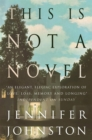 This Is Not a Novel - Book
