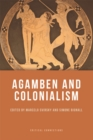 Agamben and Colonialism - Book