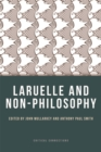 Laruelle and Non-Philosophy - Book