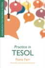 Practice in TESOL - Book