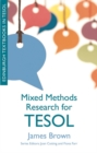 Mixed Methods Research for TESOL - Book