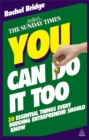 You Can Do it Too : The 20 Essential Things Every Budding Entrepreneur Should Know - Book