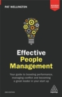 Effective People Management : Your Guide to Boosting Performance, Managing Conflict and Becoming a Great Leader in Your Start Up - Book