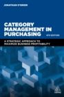 Category Management in Purchasing : A Strategic Approach to Maximize Business Profitability - eBook