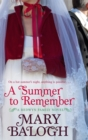 A Summer To Remember : Number 2 in series - Book