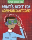 Future Science Now!: Communication - Book