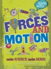 Mind Webs: Forces and Motion - Book