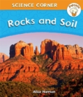 Popcorn: Science Corner: Rocks and Soil - Book