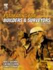 Estimating for Builders and Surveyors - Book