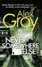 Never Somewhere Else - Book