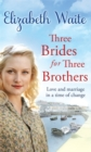 Three Brides for Three Brothers - Book