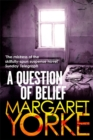 A Question Of Belief - Book