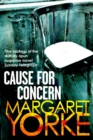 Cause For Concern - Book