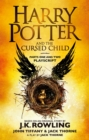 Harry Potter and the Cursed Child - Parts One and Two : The Official Playscript of the Original West End Production - Book