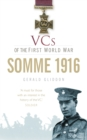 VCs of the First World War: Somme 1916 - Book