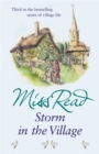 Storm in the Village : The third novel in the Fairacre series - Book