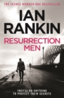 Resurrection Men - Book