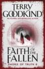 Faith of the Fallen - Book