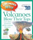 I Wonder Why Volcanoes Blow Their Tops - Book