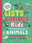 Lists for Curious Kids: Animals - Book