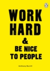 Work Hard & Be Nice to People - eBook