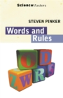 Words And Rules - Book