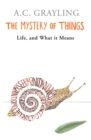 The Mystery of Things - Book
