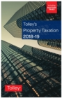 Tolley's Property Taxation 2018-19 - Book