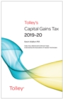 Tolley's Capital Gains Tax 2019-20 Main Annual - Book