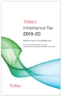 Tolley's Inheritance Tax 2019-20 - Book