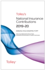 Tolley's National Insurance Contributions 2019-20 Main Annual - Book