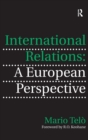 International Relations: A European Perspective - Book