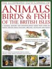 Illustrated Encyclopedia of Animals, Birds and Fish of the British Isles - Book
